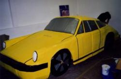 Kunst Porsche Basel