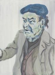 Malerei Künstler Lukas Bürgin Basel