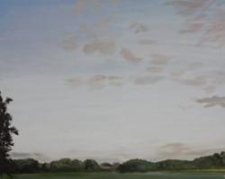 Landschaftsmalerei Lukas Bürgin